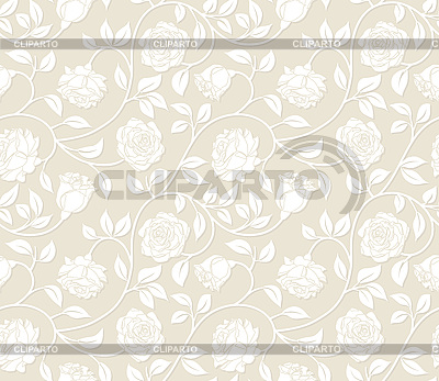 Floral seamless background | High resolution stock illustration |ID 3082916