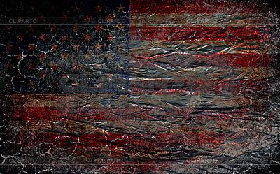 American flag   Stockowa ilustracja wysokiej rozdzielczości  ID 3110223