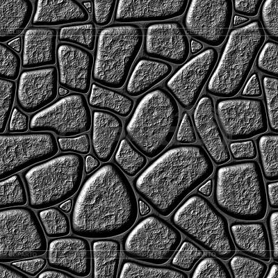Seamlessly stone wall background. | Stockowa ilustracja wysokiej rozdzielczości |ID 3131201
