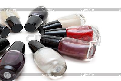 Fiolki kolor lakieru do paznokci | Foto stockowe wysokiej rozdzielczości |ID 3050629