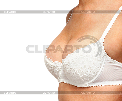 Bust of the young girl in bra | High resolution stock photo |ID 3050696