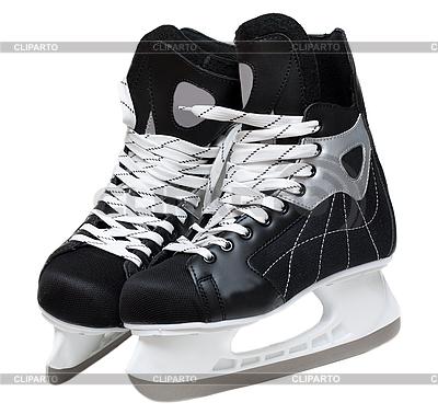 Хоккейные коньки | Фото большого размера |ID 3050749