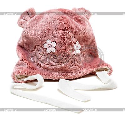Rosiger Baby-Hut | Foto mit hoher Auflösung |ID 3050771