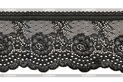 Black flower lace   High resolution stock photo  ID 3065877