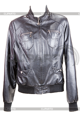 Black leather jacket | High resolution stock photo |ID 3066318