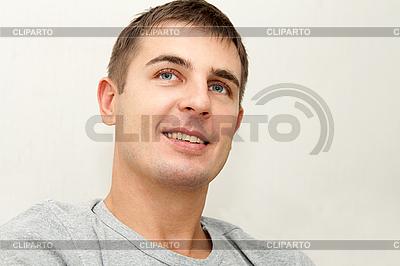 Porträt eines jungen Mannes | Foto mit hoher Auflösung |ID 3067130
