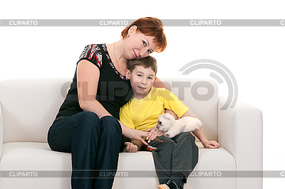 Mother and son | High resolution stock photo |ID 3067165