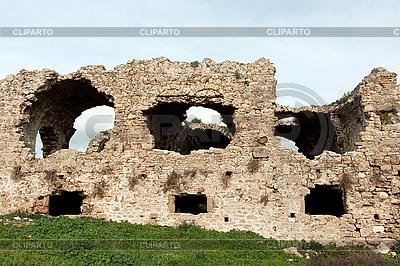 Starożytne ruiny | Foto stockowe wysokiej rozdzielczości |ID 3067225