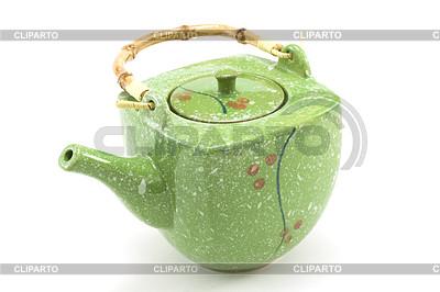 Chinesische Teekanne | Foto mit hoher Auflösung |ID 3306639