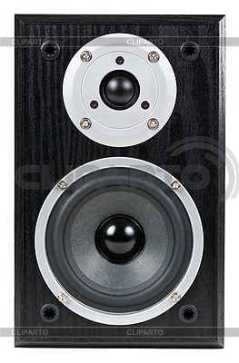 Black speaker | High resolution stock photo |ID 3336588