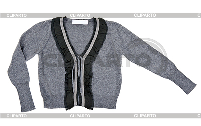 Warm gray jacket | High resolution stock photo |ID 3337326