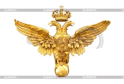 Gold Doppeladler | Foto mit hoher Auflösung |ID 3339079