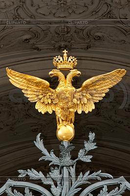 Gold Doppeladler   Foto mit hoher Auflösung  ID 3339268