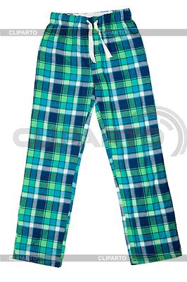 Plaid pants   High resolution stock photo  ID 3339447