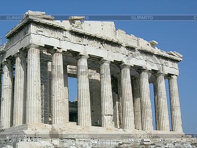 Parthenon auf der Akropolis | Foto mit hoher Auflösung |ID 3049002
