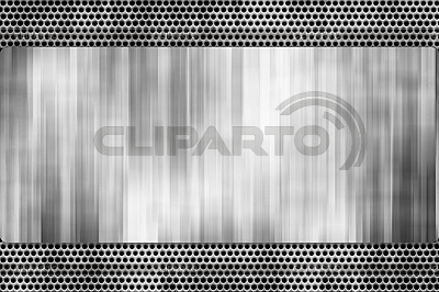 Metal plate | High resolution stock illustration |ID 3051099