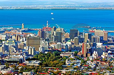 Вид на Кейптаун | Фото большого размера |ID 3051292