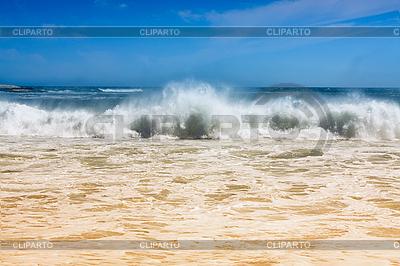 Wellen am Strand | Foto mit hoher Auflösung |ID 3051295