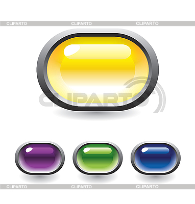 Set of buttons | Stock Vector Graphics |ID 3055716