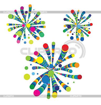 Feuerwerk | Stock Vektorgrafik |ID 3067627