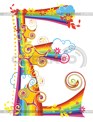 Rainbow | Stock Photos and Vektor EPS Clipart | CLIPARTO