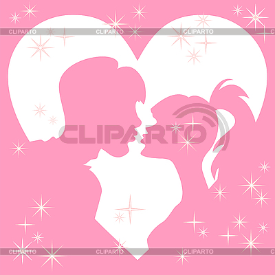 Postcard to the Valentine's Day   Stock Vector Graphics  ID 3071510