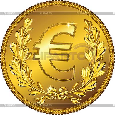 Ден�ги золо��е моне�� ев�о Век�о�н�й клипа�� cliparto