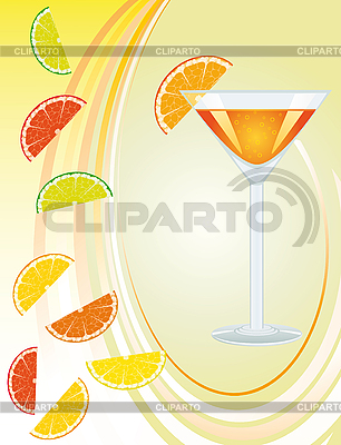 Cocktail | Stock Vektorgrafik |ID 3058784