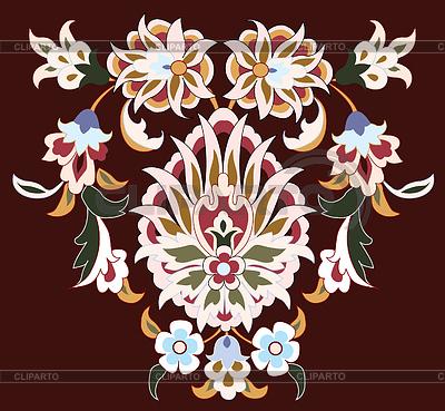 Antikes türkisch-osmanisches Ornament | Stock Vektorgrafik |ID 3059904