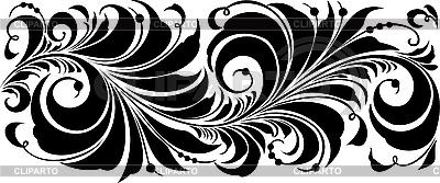 Russian traditional Hohloma ornament | Stock Vector Graphics |ID 3059918