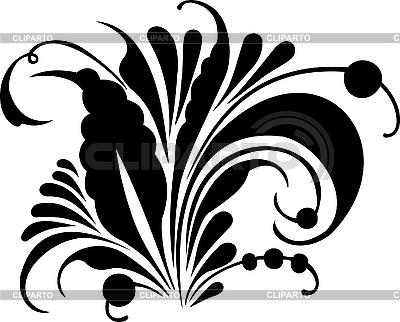 Russian traditional Hohloma ornament   Stock Vector Graphics  ID 3059924