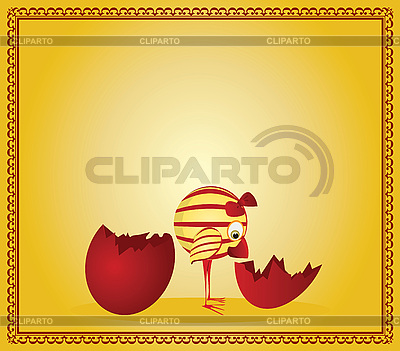 Easter card | Stock Vector Graphics |ID 3053862