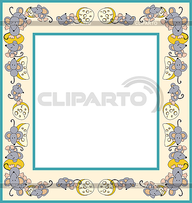 Frame Mouse   Klipart wektorowy  ID 3057100