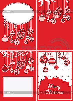 圣诞背景 | 向量插图 |ID 3079525