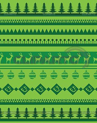 Zestaw Christmas brashes | Klipart wektorowy |ID 3104396