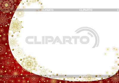 Ciemno czerwona kartka | Klipart wektorowy |ID 3062086