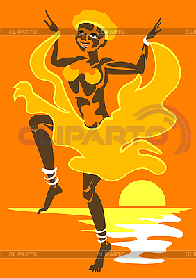 Karnawał tańca | Klipart wektorowy |ID 3078852