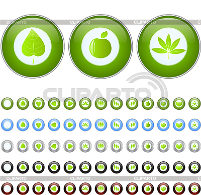 Web-Buttons | Stock Vector Graphics |ID 3052457