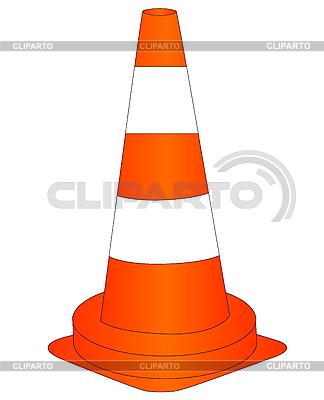 Traffic cone | Stock Vector Graphics |ID 3052467