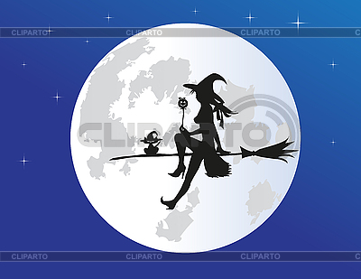 Witch   Stock Vector Graphics  ID 3053474