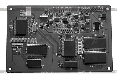 Electronic board | High resolution stock photo |ID 3053589