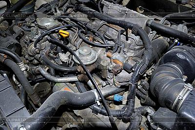 Diesel engine | High resolution stock photo |ID 3053750