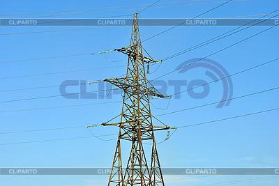 전기 전송 시설 | 높은 해상도 사진 |ID 3053790