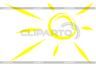 Sun | High resolution stock illustration |ID 3055076