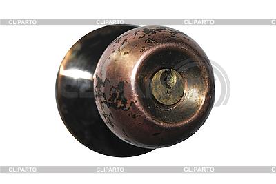 Old door handle | High resolution stock photo |ID 3055077