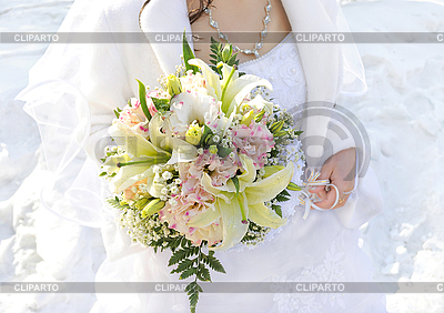 Wedding bouquet | High resolution stock photo |ID 3055085