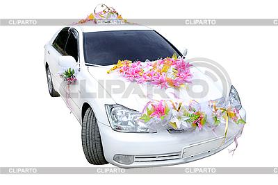 결혼식 차 | 높은 해상도 사진 |ID 3055088