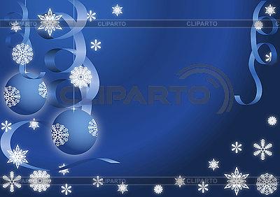Weihnachtskarte | Stock Vektorgrafik |ID 3060982