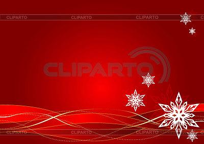 weihnachts hintergrund mit schneeflocken stock. Black Bedroom Furniture Sets. Home Design Ideas