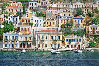 Greece. Island Symi | High resolution stock photo |ID 3058097